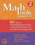 img - for Math Tools, Grades 3 12: 60+ Ways to Build Mathematical Practices, Differentiate Instruction, and Increase Student Engagement book / textbook / text book