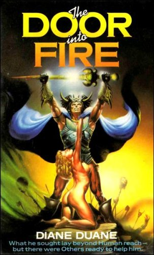 book cover of The Door into Fire