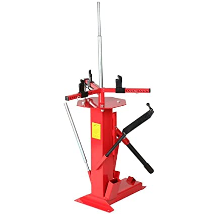 amazon com yaheetech manual tire changer machine 4 to 16 5 rh amazon com Small Tire Changing Machine ATV Tire Changer for the Track