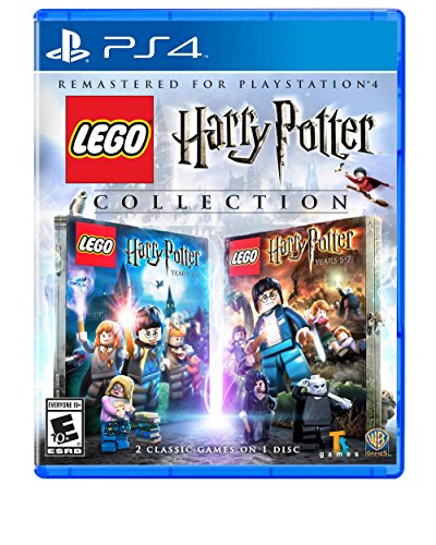 LEGO Harry Potter Collection - PlayStation - College State Mall