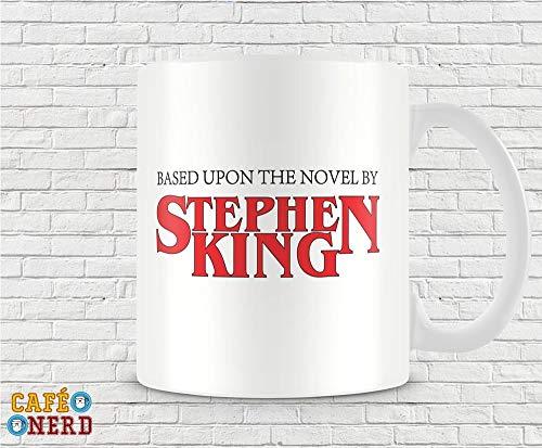 CANECA LITERATURA STEPHEN KING