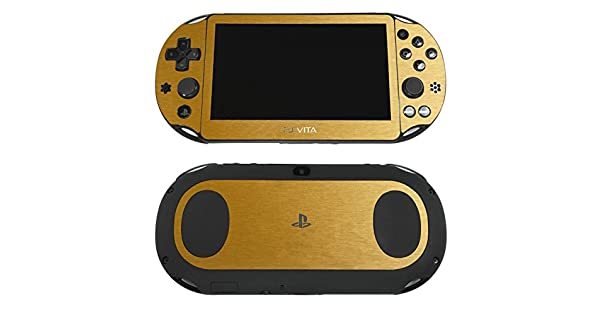 Amazon com: Brushed Gold SKINTZ Protective Wrap Decal Set Compatible