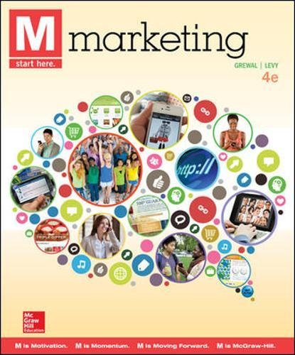 M: Marketing Fourth Edition
