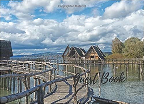 Book Guest Book: For Lake House, Lake home Free Layout. Use As You Wish For Names and Addresses, Signatures, Sign In, Advice, Wishes, Comments, Predictions. (Guests)