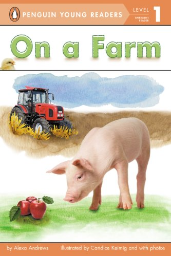 On a Farm (Penguin Young Readers, Level 1)