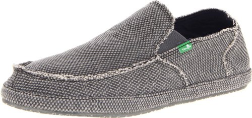 Sanuk Men's Rounder Slip On Charcoal free shipping best prices cheap sale footlocker discount cheapest price browse online obEy9m5ST6