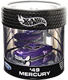 Hot Wheels Mattel Ford Limited Edition Custom Cruiser Series '49 Mercury [Limited of /7000]