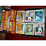 1985 topps baseball cards wax pack 1 pack of 15 cards stick of gum sports. Black Bedroom Furniture Sets. Home Design Ideas
