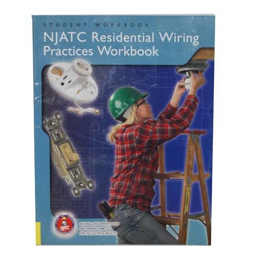 njatc residential wiring practices workbook student workbook rh amazon com Residential Wiring Book Residential Wiring Color Codes