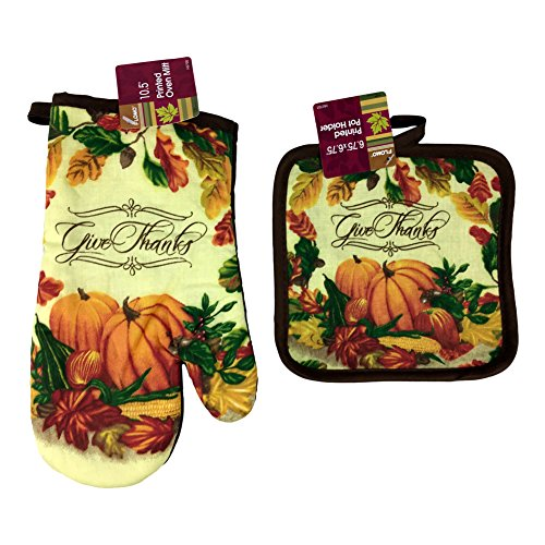 Quilted-Oven-Mitt-and-Pot-Holder-Set