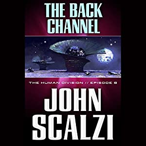 The Back Channel Audiobook