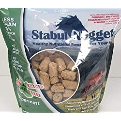 Stabul Nuggets, Peppermint, 5lb.