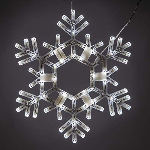 Led 3D Snowflake Christmas Light