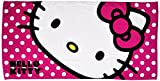 The Northwest Company Sanrio Hello Kitty Happy Kitty Beach Towel, 30 by 60'