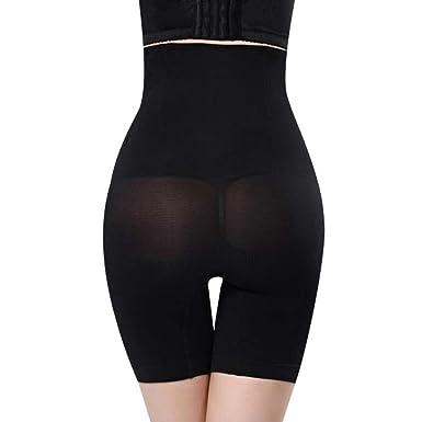 AOBRITON Body Shaper High Waist Tummy Control Panty Slim Butt Lifter Waist Trainer Underwear Tummy Slimming Pants