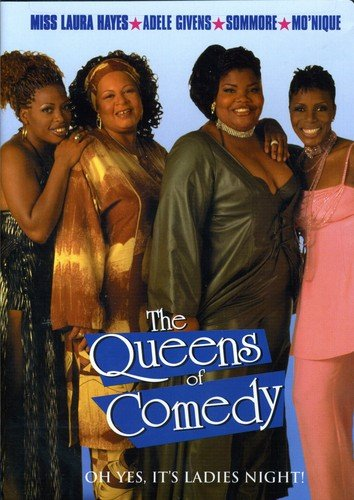 The Queens of Comedy (Dvd Movies African Queen)