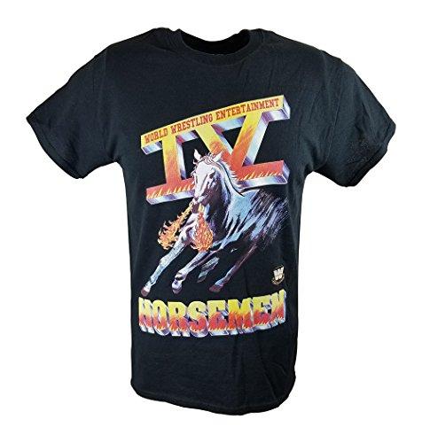 Freeze Four IV Horsemen Ric Flair WWE Mens Black T-SHIRT-3XL by Freeze