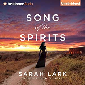 Song of the Spirits Audiobook