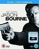 Jason Bourne (Blu-ray + Digital Download) [2016]