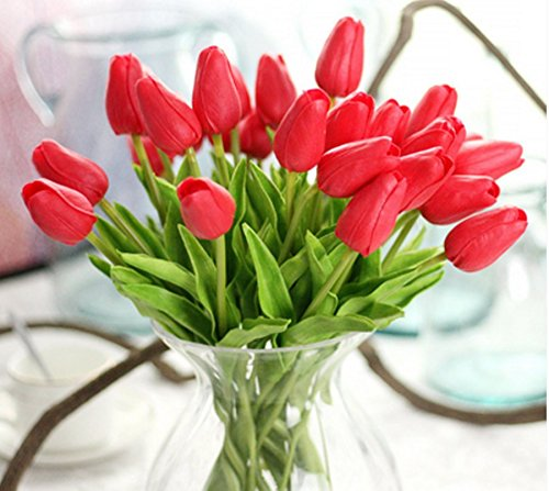 10PCSLOT-high-quality-PU-Stunning-Holland-mini-tulip-flower-real-touch-wedding-flower-artificial-flowers-silk-plants-for-room-home-hotel-party-Event-christmas-gift-decoration-multi-color-red