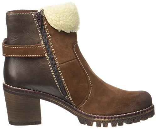 Manas Ladies 172m2621ecix Boots Brown (cioco / T.moro / T.moro)