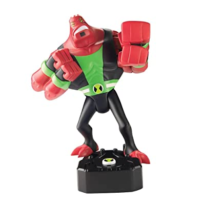 Ben 10 Omniverse Fourarms Voice and Feature Figure: Toys & Games