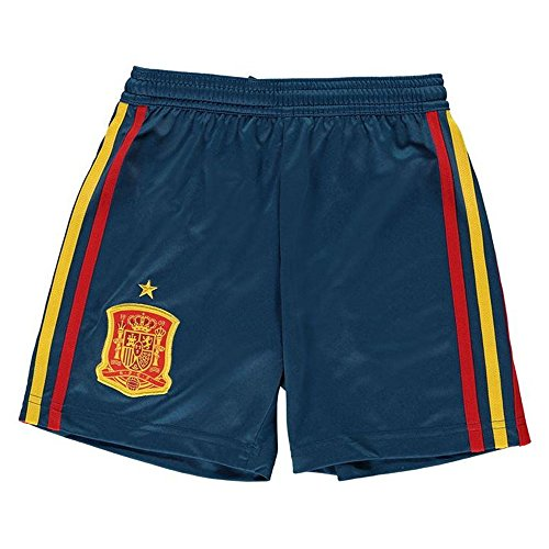 adidas 2018-2019 Spain Home Football Shorts (Kids)