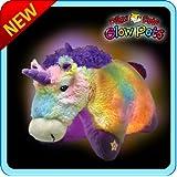 """Pillow Pets Glow Pets - Unicorn 12"""""""