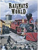 Eagle Games 101298N Railways Of The World Event Deck
