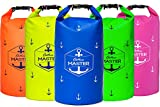 #3: Outdoors MASTER Premium Waterproof Dry Bag for Boating, Sailing, Kayaking, Stand Up Paddle Boarding