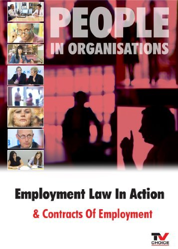 Employment Law In Action & Contracts Of Employment by