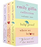 Kindle Store : The Emily Giffin Collection: Volume 2: Baby Proof, Where We Belong, Heart of the Matter