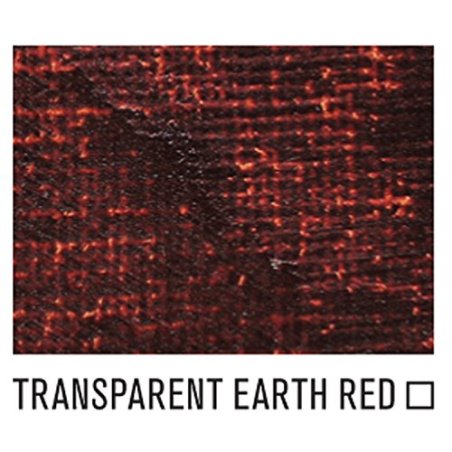 (Gamblin Artist Oil Color - Transparent Earth Red - 37 ml)