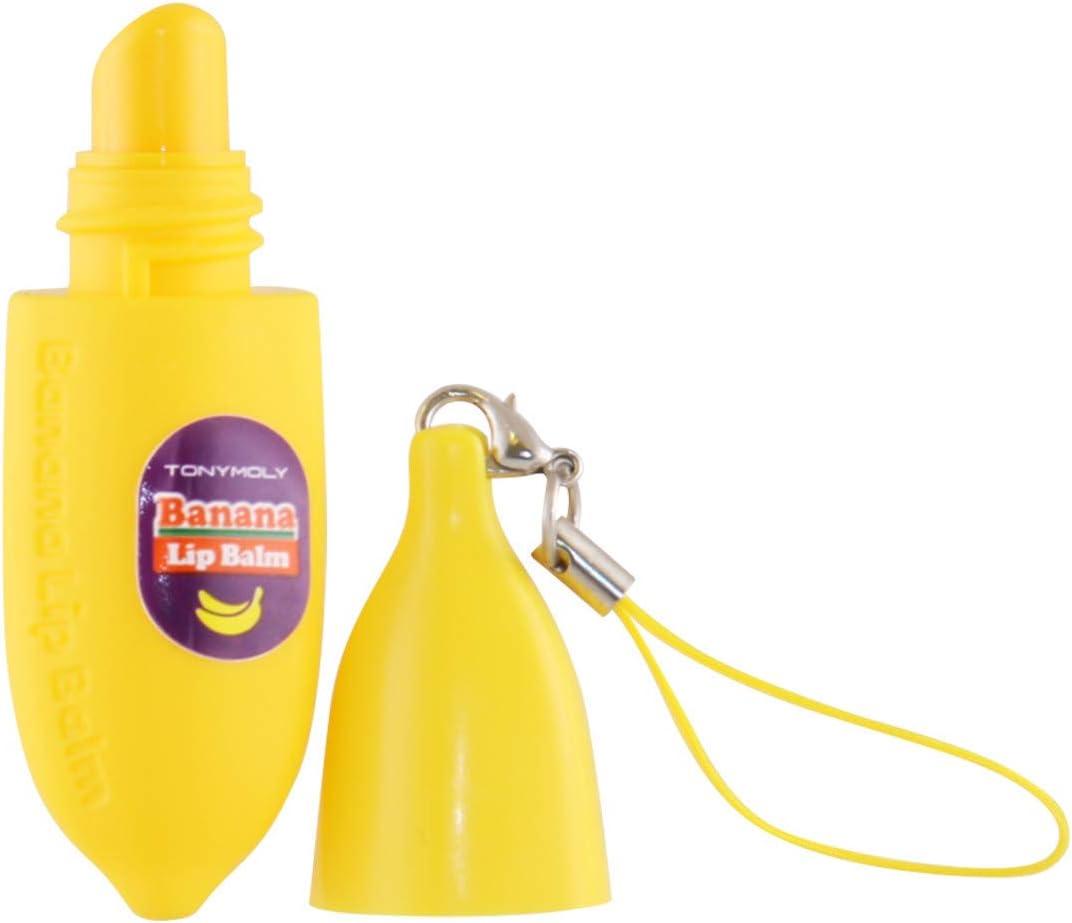 Tony Moly Dalcom Banana Pong Dang Lip Balm: Amazon.es: Belleza