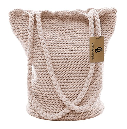 Crochet Shoulder Bags - 9