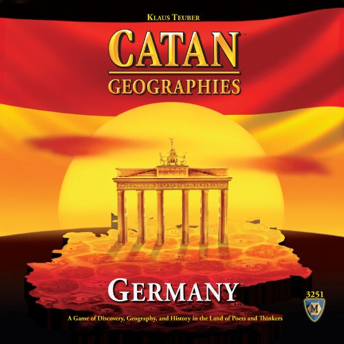 [Catan Geographies: Germany] (Settlers Of Catan Costumes)