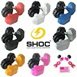 best seller today SHOC Football Visor Quick Connect Clips