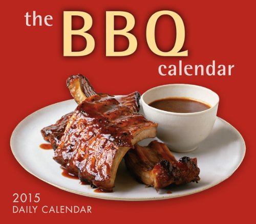 The BBQ Calendar 2015 Boxed Calendar (Paul Kirk Bbq compare prices)
