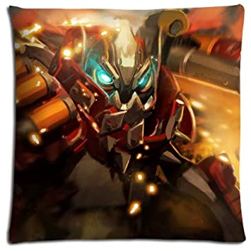 Amazon.com: dota 2 Zippered Cotton Polyester Comfort Body ...