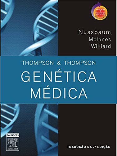 Thompson & Thompson. Genética Médica