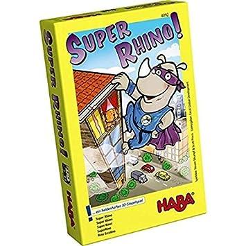 Haba Rhino Hero 302273 Amazon Es Juguetes Y Juegos