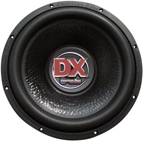 American Bass Usa DX 104 600 Watt Max 4Ohm Subwoofer