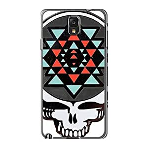 Samsung Galaxy Note3 PCi5071jSKG Support Personal Customs High Resolution Grateful Dead Pictures Great Hard Phone Case -MansourMurray