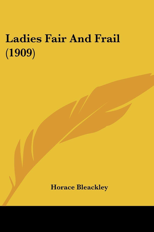 Download Ladies Fair And Frail (1909) pdf epub