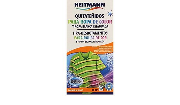 Dintex Quitateñidos ropa color - 150 gr: Amazon.es: Salud y ...