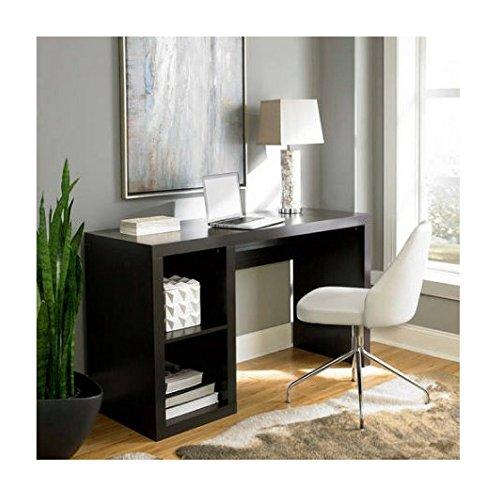 Better Homes and Gardens Cube Storage Organizer Desk - Espresso