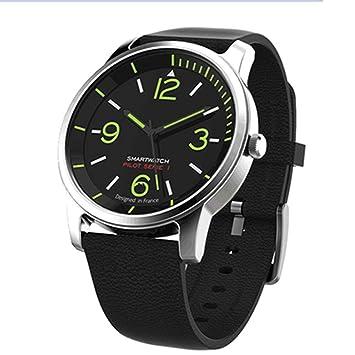 KDSFJIKUYB Smartwatch Smart Watch Reloj de Cuarzo Deporte de ...