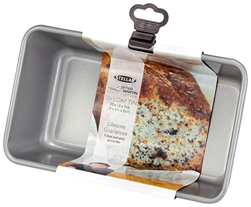 James Martin Bakers Dozen Stellar Bakeware 3lb Loaf Pan SJM58