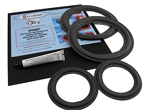 Infinity COMPLETE System Speaker Repair Kit FSK-8.2x5Ji.2 by Simply Speakers