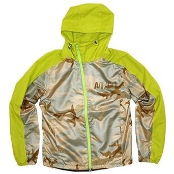 404a85f80baf nike AS athletics far east slant zip jacket A F E 419486 235 medium hooded  camouflage  Amazon.co.uk  Clothing